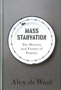 Cover of the book 'Mass Starvation' by Alex de Waal